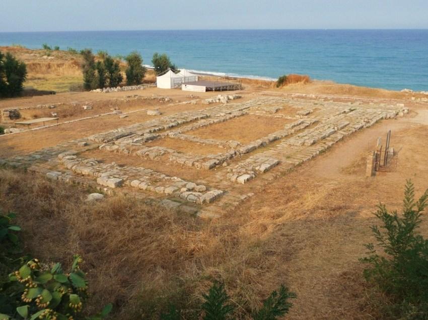 a Kaulonia, in Calabria, il testo più lungo in alfabeto acheo della Magna Grecia